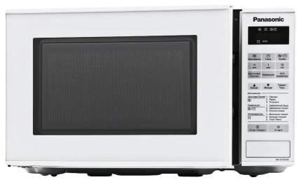 Микроволновая печь с грилем Panasonic NN-GT261WZTE white