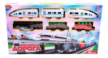 Игровой набор Железная дорога радость путешественника свет звук Play Smart 730