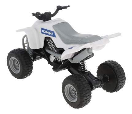 Машина спецслужбы Autotime Quadrobike Sport Полиция 1:24