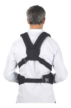 Рюкзак-кенгуру Uni-T Beby Carrier (full black) Safety 1st