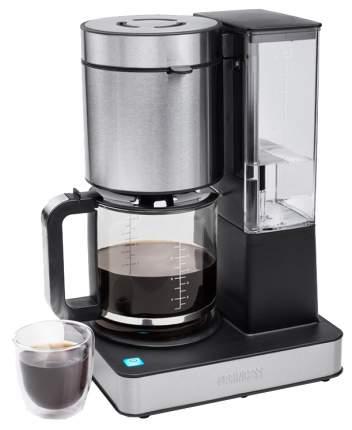Кофеварка капельного типа Princess 246002 Silver/Black