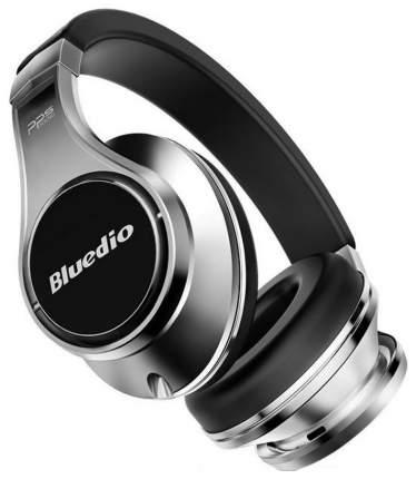 Беспроводные наушники Bluedio U Ufo Silver/Black