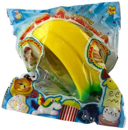 Игрушка-антистресс Гроздь бананов 1Toy Т12419