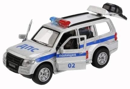 Машина спецслужбы Технопарк Полицейская машина Mitsubishi Pajero 12 см Полиция