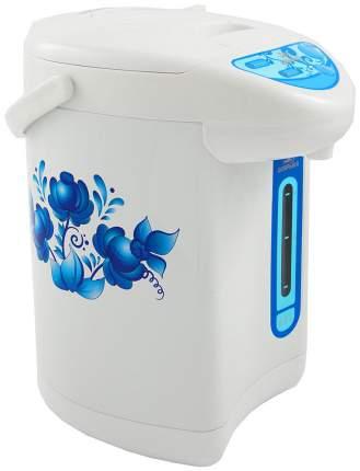 Термопот Добрыня DO-484 White\Blue