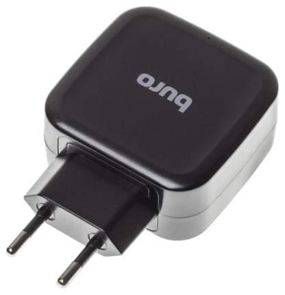 Сетевое зарядное устройство Buro TJ-285B QC3 3 USB 2,4A Black