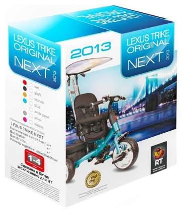 Велосипед трехколесный RT Lexus Trike Original Next Deluxe Красный