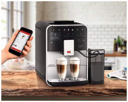 Кофемашина автоматическая Melitta Caffeo Barista TS Smart F 850-101