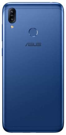 Смартфон Asus Zenfone Max M2 32Gb Blue (4D006RU)