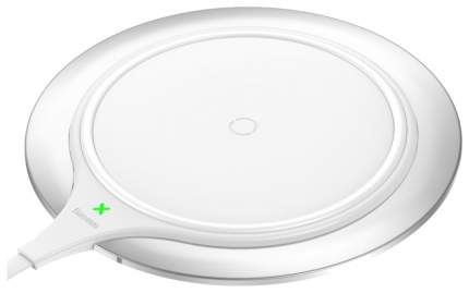 Беспроводное зарядное устройство Baseus Metal Age White