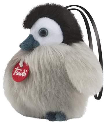 Мягкая игрушка Trudi Пингвин-пушистик на веревочке 10 см 29084