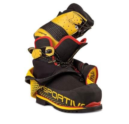 Ботинки мужские La Sportiva Olympus Mons Evo, yellow/black, 39.5 FR