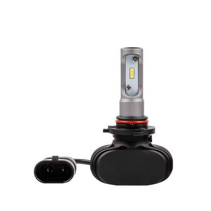 Светодиодные лампы Vizant D5 цоколь HB3 9005 с чипом csp 4000lm 5000k  (цена за 2 лампы)