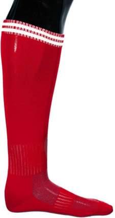 Гетры футбольные RGX темно красные M (39-42)