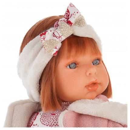 """Кукла """"Валентина"""", в розовом (37 см)"""