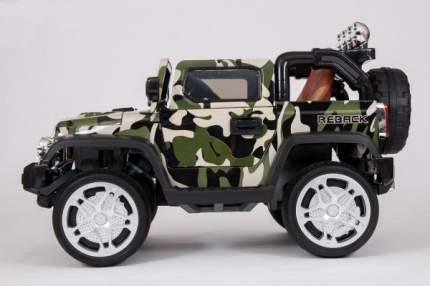 Детский электромобиль Barty Jeep Wrangler, Камуфляж