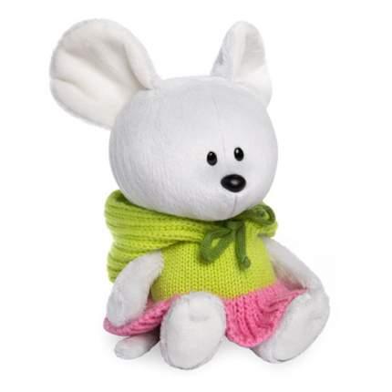 Мягкая игрушка BUDI BASA LE15-081 Мышка Пшоня в платье с капюшоном