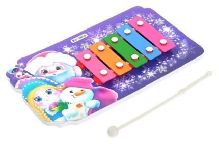 Музыкальная игрушка Металлофон SL-02420 Забияка