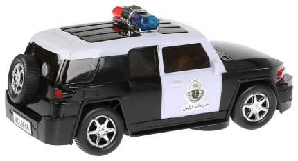Джип полиция