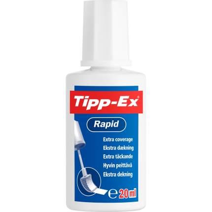 Корректирующая жидкость Tipp-Ex Rapid Блистер x1
