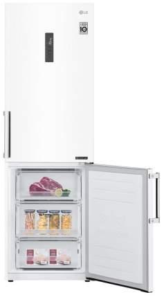 Холодильник LG GA-B 459 BQGL белый