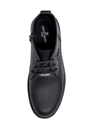 Ботинки мужские Pierre Cardin 26007460 черные 42 RU