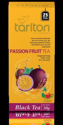 Чай черный Тарлтон  плод страсти