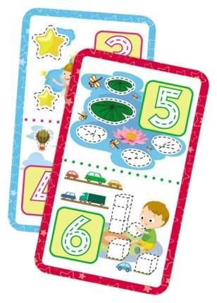 Книга. Умные карточки. Веселый счёт Malamalama