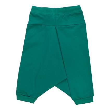 Брюки детские Bambinizon Изумруд ШТФ-И-З р.110 зеленый