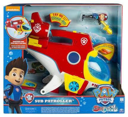 Игровой набор Paw Patrol 6040054 Щенячий патруль машинка-амфибия Морской патруль