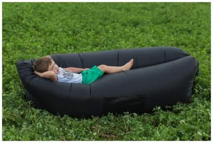 Лежак надувной Lamzac Airpuf Черный DRB_41003