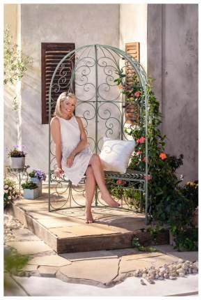Арка со скамейкой - опора для растений Frank «Мята» 05723
