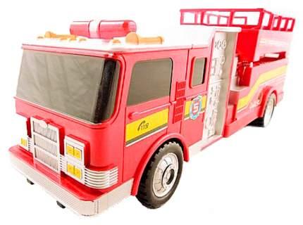 Радиоуправляемая пожарная машина Rui Feng с подъемной площадкой R236