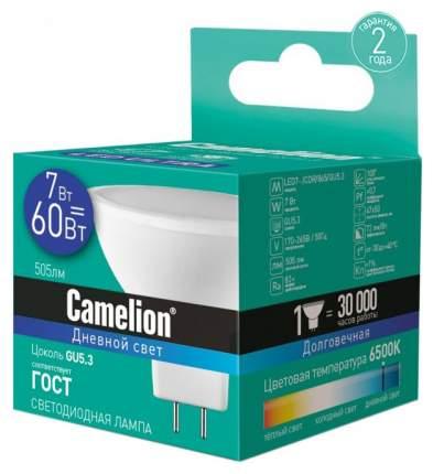 Лампочка Camelion LED7-JCDR/865/GU5,3