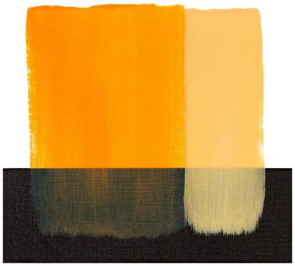 Масляная краска Maimeri Classico индийский желтый 60 мл