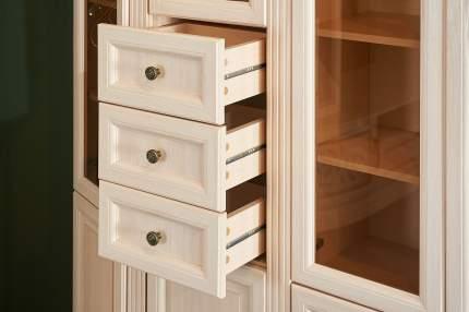 Шкаф книжный Hoff Montpellier 80085720 35х30,9х239,5, дуб млечный