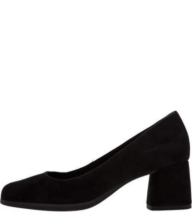 Туфли женские GEOX D94EFB 00021C9999 черные 38 IT