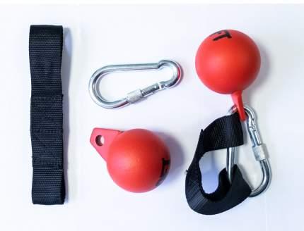 Fitness Tools Рукоятки в виде ядра универсальные (пара) Original FitTools FT-CBLG