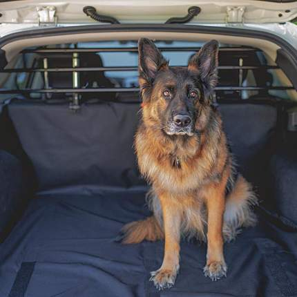 Перегородка металическая  Ferplast Dog Car Security в автомобиль 12 X 6 X 87 см
