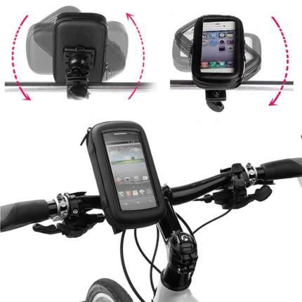 Держатель чехол телефона для велосипеда 5 дюймов / ударопрочный / водонепроницаемый