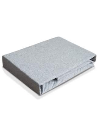 Простынь трикотаж на резинке Ol-tex 140х200 меланж