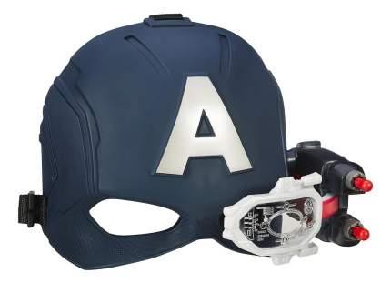 Электронный шлем первый мститель b5787