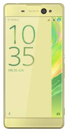 Смартфон Sony Xperia XA Ultra 16Gb Lime Gold (F3211)