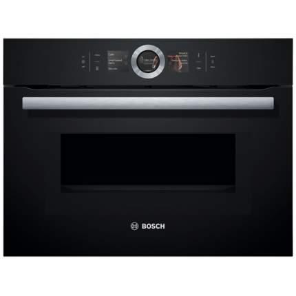 Встраиваемый электрический духовой шкаф Bosch CMG6764B1 Black