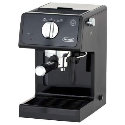 Рожковая кофеварка DeLonghi ECP 31.21 Black