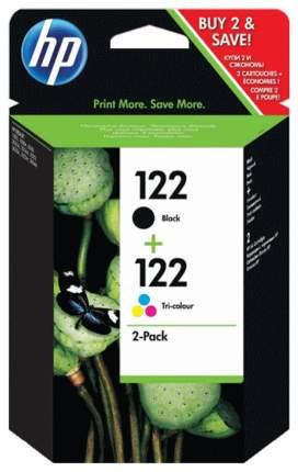 Картридж для струйного принтера HP 122 Black/Tri-color CR340HE
