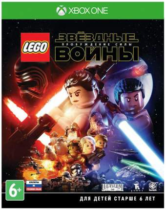 Игра LEGO Звездные войны:Пробуждение Силы для Xbox One
