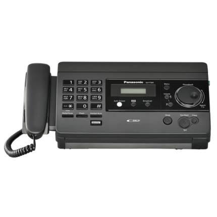 Факс Термо Panasonic KX-FT504RU-B