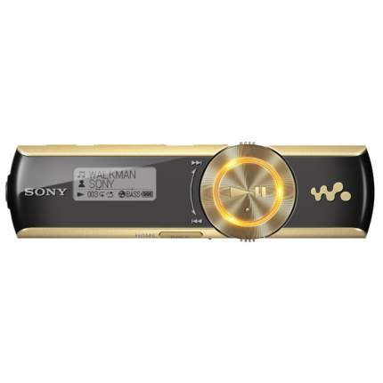 Портативный медиаплеер Sony NWZ-B172F 2Gb Gold