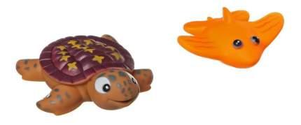 Игр. наб. для купания, Bondibon черепаха, скат